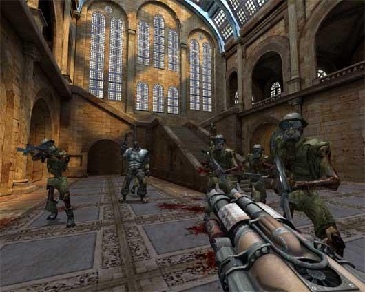 PainKiller multiplayer demo 01